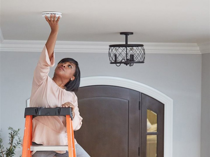 Did you know? Smoke alarms don't last forever